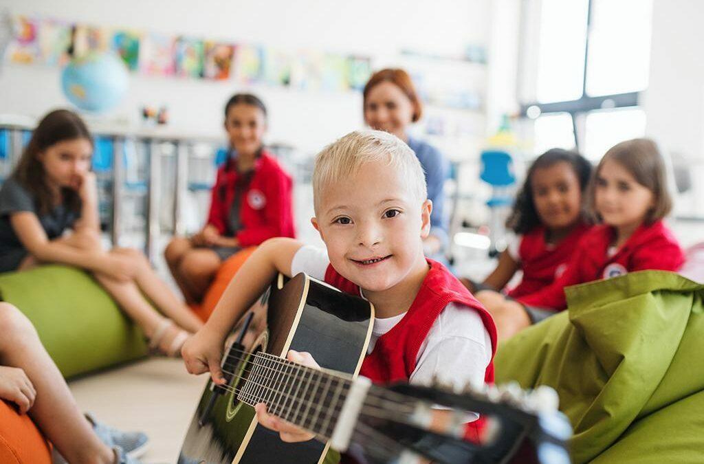 Avec Couleurs d'enfants, l'inclusion commence dès la petite enfance