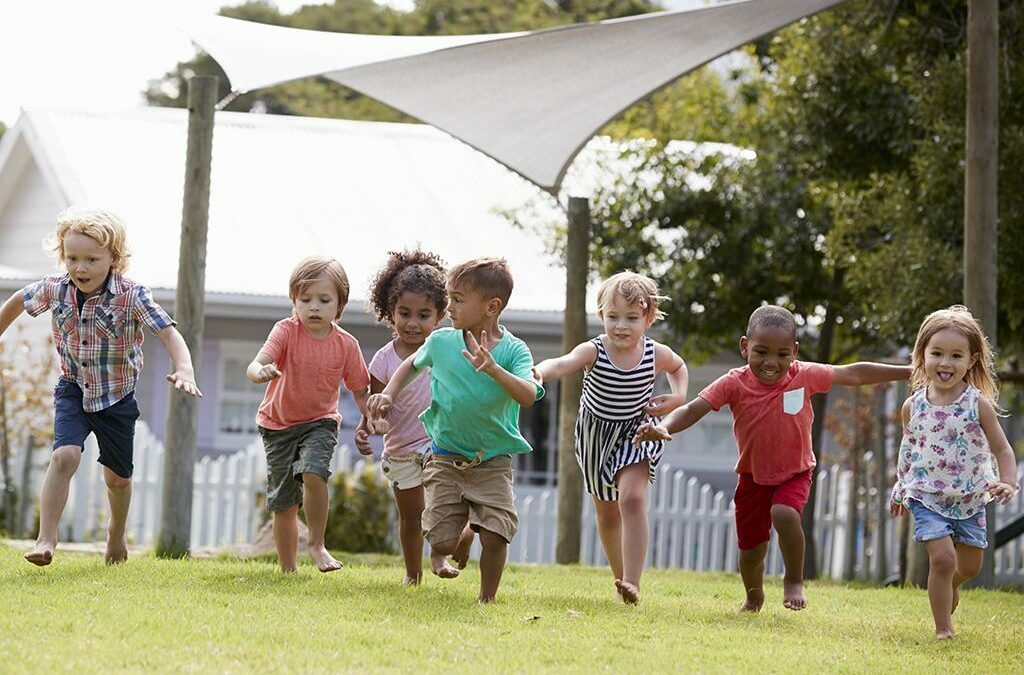 With Couleurs d'enfants, inclusion begins in early childhood (ANG)